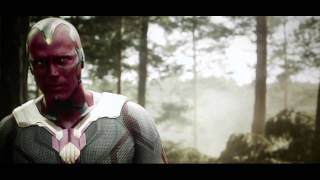 getlinkyoutube.com-Vision and Ultron - Avengers: Age of Ultron