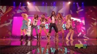 Pussycat Dolls - Don't Cha HDTV Live