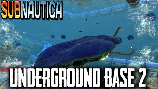 Subnautica | UNDERGROUND FORTRESS| Gameplay / Letsplay / Playthrough 1080p HD