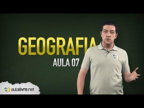 Geografia - Aula 07 - Industrialização