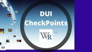 DUI Checkpoints Lecture