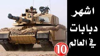getlinkyoutube.com-اشهر 10 دبابات في العالم