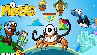 Mixels - Mixels Hero Games