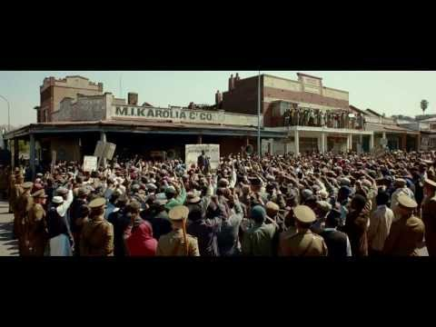 SA Main Featurette of Mandela: Long Walk to Freedom