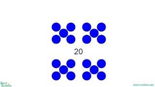 0105 CP Compter jusqu'à 20 avec la pédagogie PNL