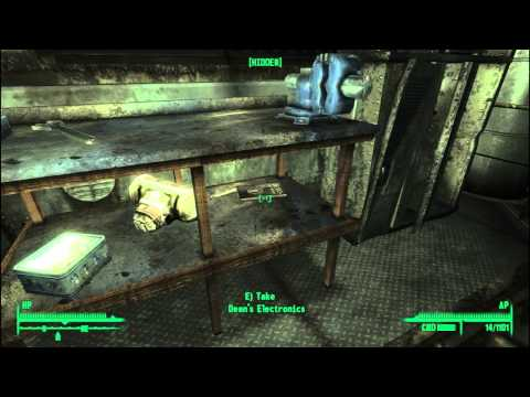 Fallout 3 Mods: Project Genesis - Part 5