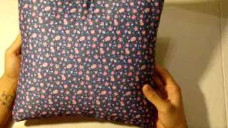 getlinkyoutube.com-How to Make an Envelope Pillow Cover