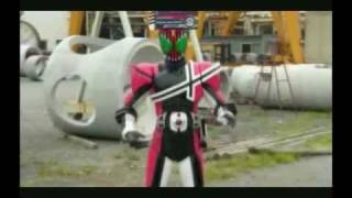 getlinkyoutube.com-GTA SA Kamen Rider Decade VS DIEND X All Rider