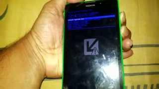 getlinkyoutube.com-Nokia XL 1030 hard reset