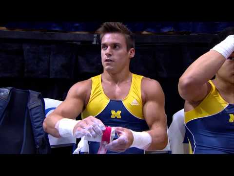 2013 P&G Gymnastics Championships - Men - Day 2 - Full Broadcast