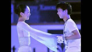 getlinkyoutube.com-Yuzuru Hanyu & Mao Asada