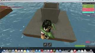 getlinkyoutube.com-Roblox Whatever floats your boat beast boat build