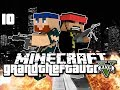 Minecraft Grand Theft Auto Mod 10 - NEW SERVER ADDITION (GTA 5)