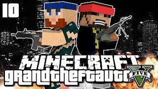 getlinkyoutube.com-Minecraft Grand Theft Auto Mod 10 - NEW SERVER ADDITION (GTA 5)