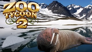 getlinkyoutube.com-Zoo Tycoon 2: Walrus Exhibit Speed Build