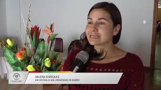 Valeria Enríquez nueva directora de la oficina de Ocara