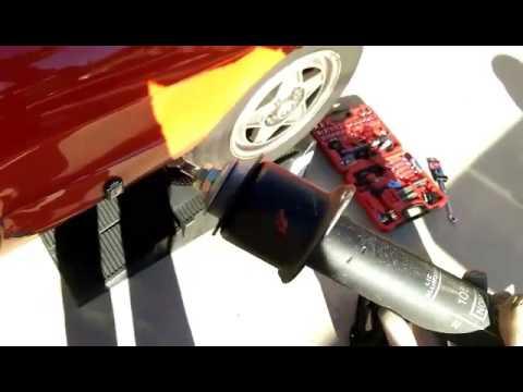 Alfa Romeo ... - Rear shocks