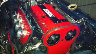 getlinkyoutube.com-C20XE RISSE MOTORSPORT 2L 16V MOTOR
