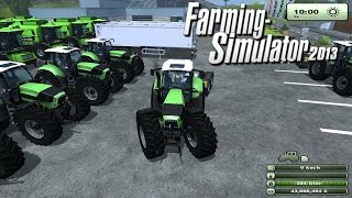 getlinkyoutube.com-Farming Simulator 2013 - GamePlay 1.rész