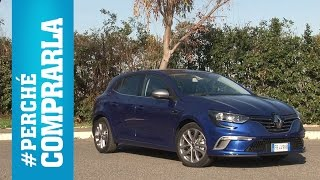 getlinkyoutube.com-Renault Megane (2016) | Perché comprarla... e perché no