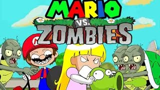 getlinkyoutube.com-Angry Birds Plants vs Zombies Mario