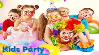 getlinkyoutube.com-VA - Kids Party:Instrumental Original Background Music for an Happy Party (Loop 1h) #Relaxing Music
