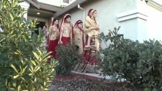 getlinkyoutube.com-Sikh Wedding Kiran & Sandeep Wedding Demo Rama Photo Video