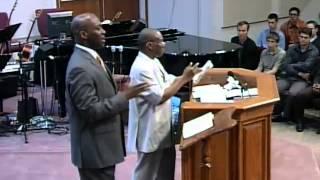 getlinkyoutube.com-A new song, Pastor Diyoka. Un cantique nouveau, Pasteur Diyoka au Canada, 2008-0615