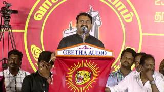 This Election Is a Battle Between The Tamils And Telgus - Naam Tamilar Seeman On Tamil Nadu Election