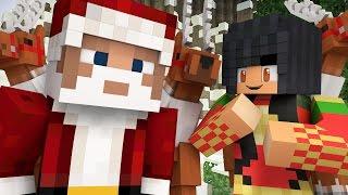 getlinkyoutube.com-Santa's Workshop | Minecraft Hide and Seek