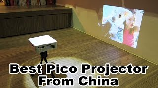 getlinkyoutube.com-UNIC UC50 Pico Projector - Neat little Toy!