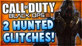 getlinkyoutube.com-COD Black Ops 3 - 2 Glitches On Hunted! (WALLBREACH Glitch & Under Bridge Secret Spot)