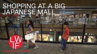 getlinkyoutube.com-Shopping at a Big Japanese Mall