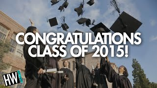 Top 9 Graduation Songs Of ALL TIME!