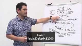 getlinkyoutube.com-MB2000 - Jangan Cari Produk. Cari Idea Bisnes! (Faisal Abdullah)