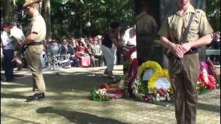 getlinkyoutube.com-68 Years Of World War II - Sandakan Day Memorial