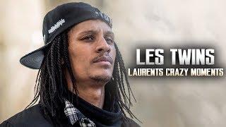LES TWINS | LAURENT'S CRAZY MOMENTS