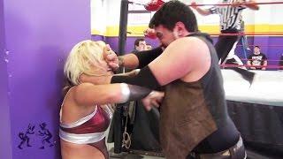 getlinkyoutube.com-[All Killer 31] Jewells Malone vs. Eric Corvis & More - Beyond Wrestling (#TFT2, Intergender, Mixed)