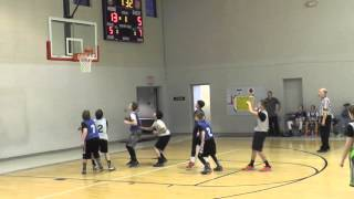 PCYB Jr High Final 4 Carafa vs Diffenbacher