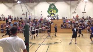 SCCAL Boys Volleyball: Mount Madonna vs. PCS