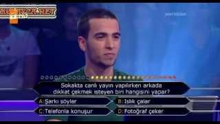 Kim Milyoner Olmak Ister 217 bölüm Ağahan Kayıran 11.05.2013