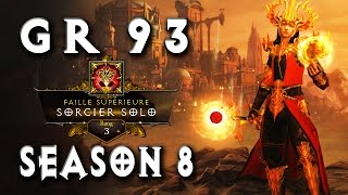 getlinkyoutube.com-GR 93 Rank 3 Wizard Season 8 ~ Diablo 3 [2.4.2]