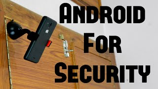 getlinkyoutube.com-Use Your Android Phone As a CCTV Security Camera