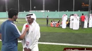 تقرير مباراة الشملاني و الأحمدي 3-1 ضمن دور ال 8 [#بطولة_بني_مالك_الخامسة]