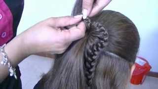 getlinkyoutube.com-TRENZA CORAZON EN RELIEVE.