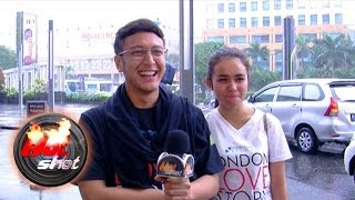 getlinkyoutube.com-Michelle Ziudith-Dimas Anggara Pacaran? - Hot Shot 06 Februari 2016