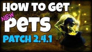getlinkyoutube.com-Diablo 3 - How to get new Pets Patch 2.4.1 - Menagerist Goblin Runs