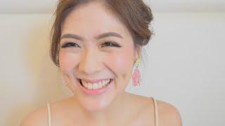 getlinkyoutube.com-HOW TO แต่งหน้าสวยใสไปงานแต่ง โทนชมพูทอง
