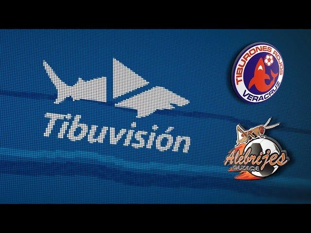 Tiburones Rojos vs Alebrijes