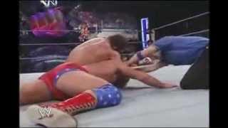 getlinkyoutube.com-John Cena   A Train vs Kurt Angle   Chris Benolt